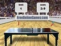 Table tennis to play online