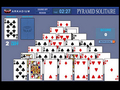 Pyramid Solitaire to play online
