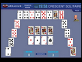 Crescent Solitaire to play online
