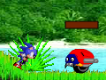 Sonic In Angel Island to play online