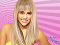 Miley Cyrus Make Over to play online