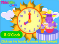 Tikka Billa Clock to play online